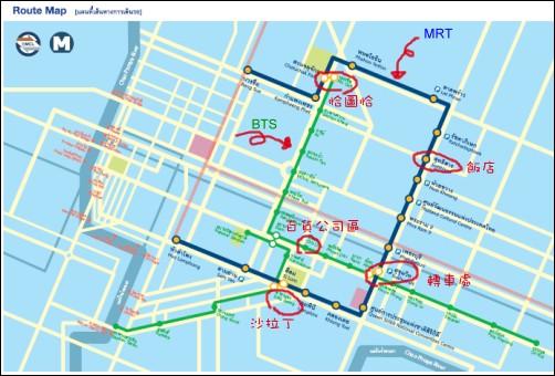 曼谷metro