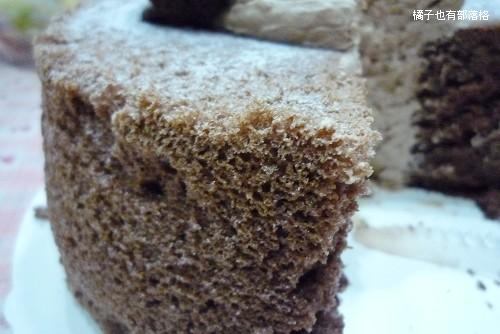 北海道戚風蛋糕