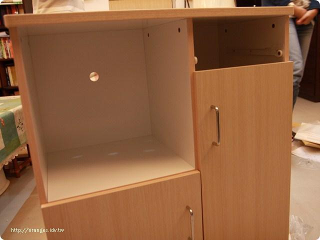 卡莎米亞四門單抽餐櫃