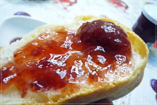 草莓薄荷果醬