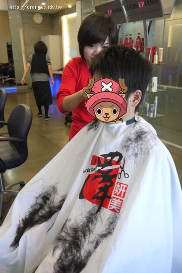 Sandy剪髮