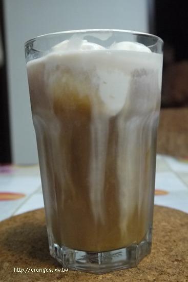 冰淇淋紅茶