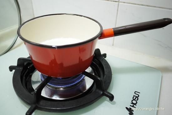 琺瑯牛奶鍋