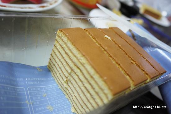 原味千層蛋糕
