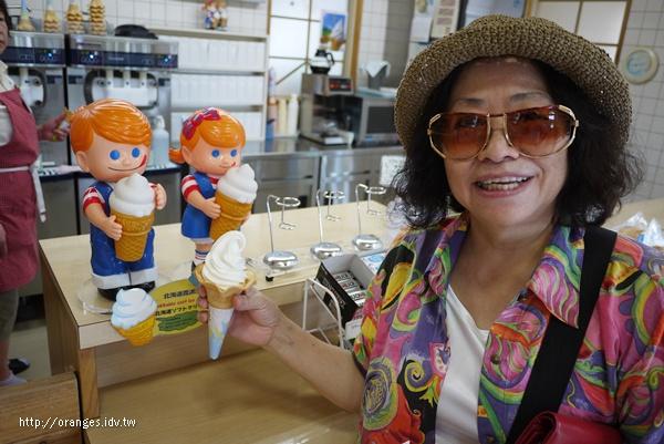 北海道冰淇淋
