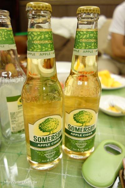 夏日蜜蘋果酒