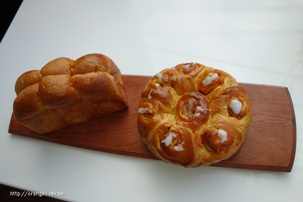 麗緻坊布里歐麵包