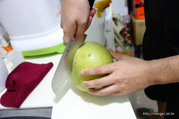 阿K伯蜜柚
