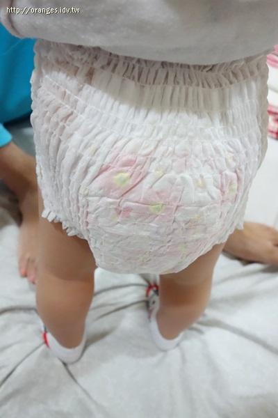 幫寶適輕鬆穿