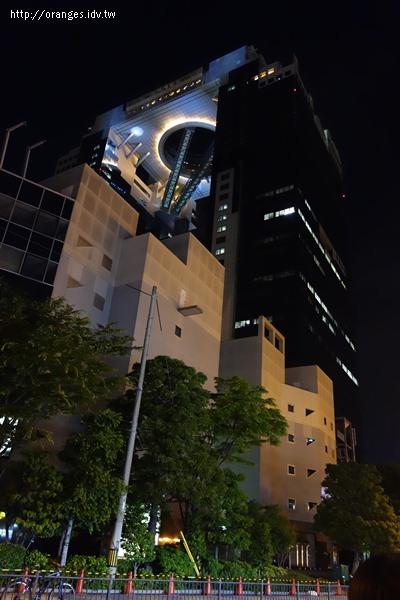 【2014 大阪行】大阪周遊卡二日券 – 空中庭園展望台  –  橘子也有部落格