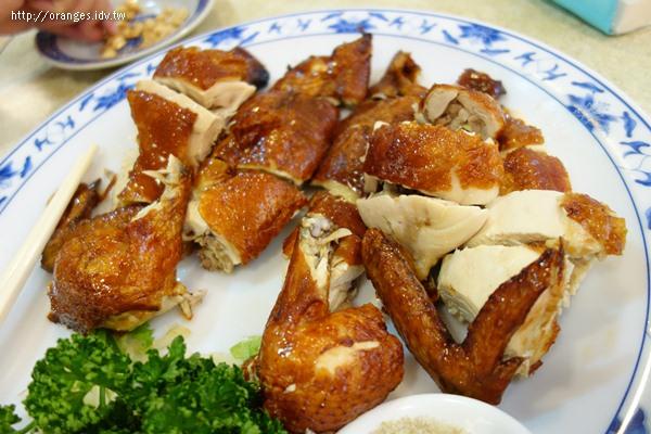 新華港式菜館