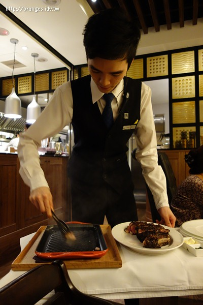 BELLINI CAFFE 窯燒火烤頂級牛排